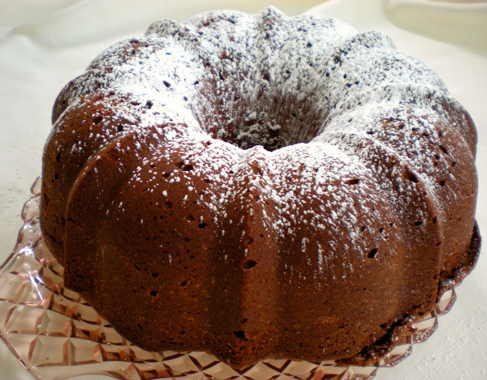 Chocolate Pound Cake Recipes — Dishmaps